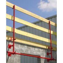LAGNEAUX - Garde corps protect. verticale 1.80 m peint -27000201