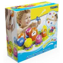 TOMY - Jouet pour le bain Poulpy et Compagnie - E2756