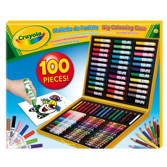 Crayola Mallette De L Artiste Pas Cher Achat Vente Dessin Et Peinture Rueducommerce