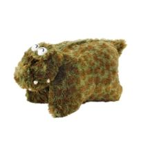 Aroma Home - Ahpp18-0011 - Coussin - Peluche Douce - Crocodil