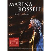World Village - Catalogne Rossell Marina Al Liceu - Dvd - Edition simple
