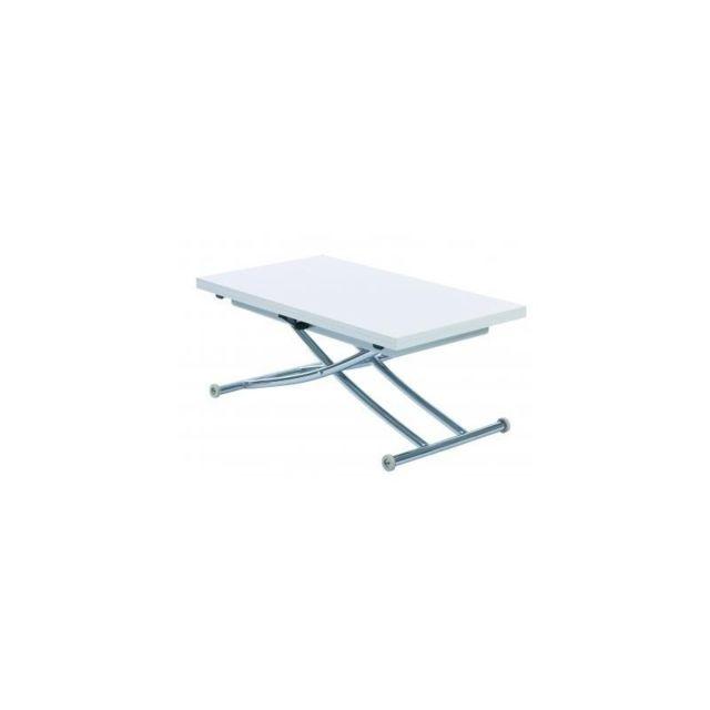 Atmosphera, Createur D'INTERIE Table ajustable rectangulaire