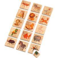 Voila - S606D 16 Puzzle Classique - Animal