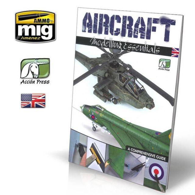 Mig Jimenez Ammo Magazine Aircraft Modelling Essentials