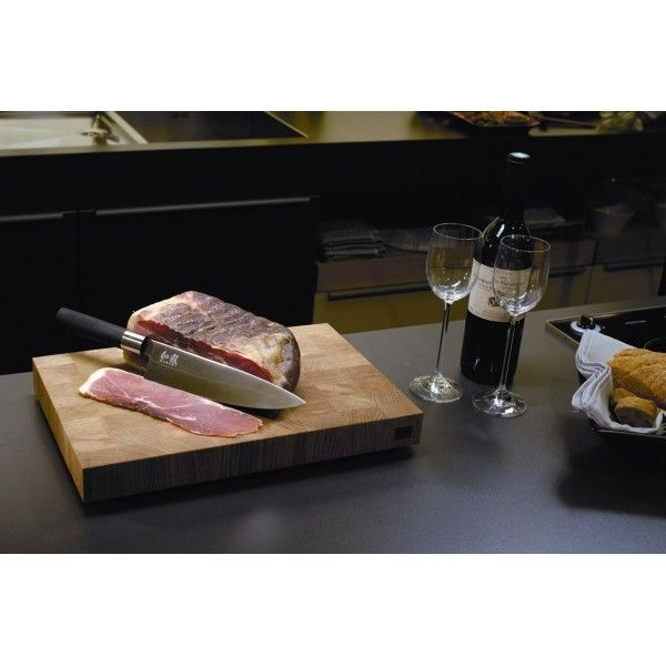KAI - Couteau cuisine Wasabi Black lame 15cm