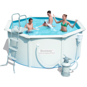 piscine acier hydrium