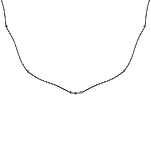 collier ras de cou diamant pas cher