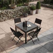Table pliante extensible - catalogue 2019 - [RueDuCommerce - Carrefour]