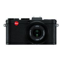 Leica Camera - Appareil compact Leica - X2 Noir + carte sd offerte