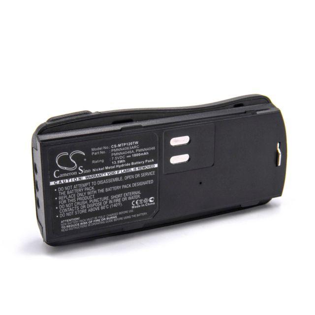 1000mAh Battery For MOTOROLA PMNN4001B