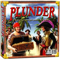 R&R Games - Jeux de société - Plunder