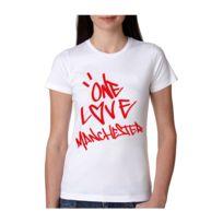 70acd8a6dbd85 Mygoodprice - T-shirt Femme col V i love spain sagrada familia Xl ...