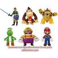 Jakks Pacific - Nintendo - Figurine + accessoire Assortiment blister - 10cm
