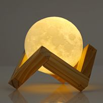 Lampe Lune Achat Lampe Lune Pas Cher Rue Du Commerce