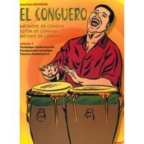 Musicom - Méthodes Et Pédagogie Boissiere Jean-paul - El Conguero Vol. 1 - Percussions Percussion Soldes