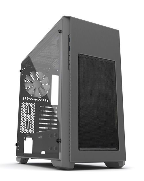PHANTEKS Boitier Enthoo Pro M Midi-Tower - Anthracite Acrylic Window