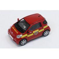 J-collection - Toyota Iq - Essex Uk Fire Brigade 2009 - 1/43 - Jc169