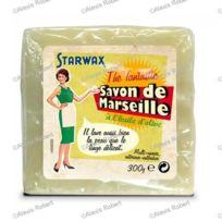 Starwax The Fabulous - The Fabulous Savon de Marseille à l'huile d?olive Starwax