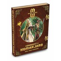 Arcane Wonders - 330110 - Mage Wars - Conquest Of Kumanjaro