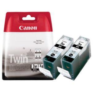 canon twinpack pack de 2 cartouches d 39 encre noire bci. Black Bedroom Furniture Sets. Home Design Ideas