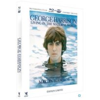Seven7 - George Harrison: Living in the Material World - Coffret Deluxe Blu-ray