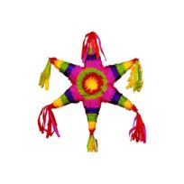 Unique - Pinata mexican star