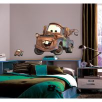 Thedecofactory - RoomMates stickers muraux - Cars Mater