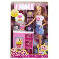 Barbie - Poupée et la patisserie - DMC35