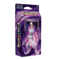 Pokemon Company International - Cartes à collectionner - Xy Evolutions : Starter Mewtwo