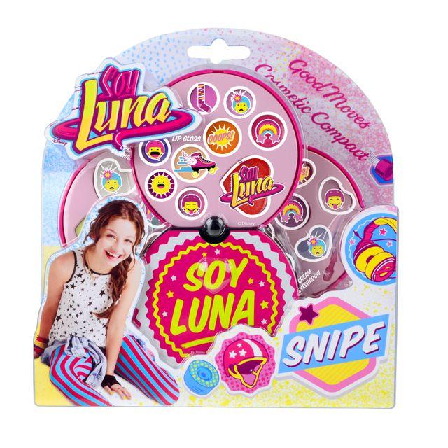 Calendrier De Lavent Soy Luna.Coffret Maquillage 3 En 1 9620610