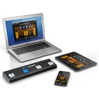 Ik Multimedia - Pédalier Midi sans fil iRig Blueboard pour iPhone/iPad/iPod Touch/Mac