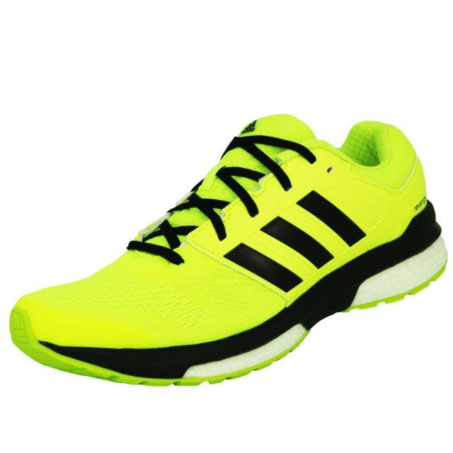 separation shoes a73e0 8628d Adidas performance - Adidas Performance Revenge Boost 2 Chaussures de  Course Running Homme Jaune