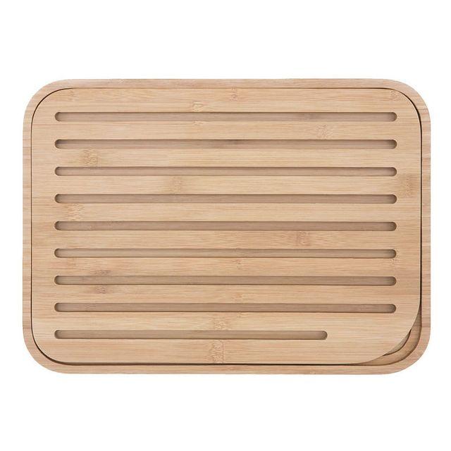 Pebbly Kitchen Planche à pain 36 x 26 cm - naturel