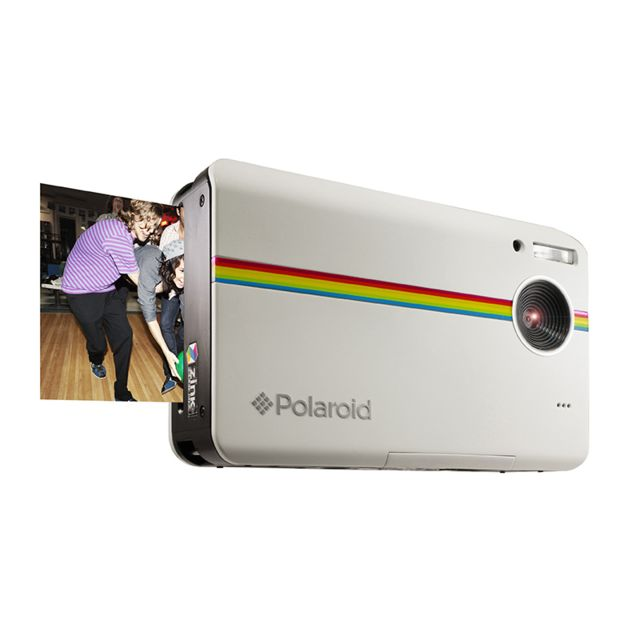 polaroid z2300 blanc pas cher achat vente appareil compact hybride rueducommerce. Black Bedroom Furniture Sets. Home Design Ideas