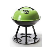 Jja - Barbecue à charbon Physalis vert
