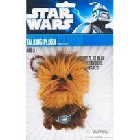 Underground Toys - Star Wars - Peluche Mini porte clé 17cm Chewbacca