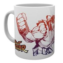 Gb - Mug Street Fighter Ryu