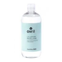 Avril - Lotion micellaire Bio - flacon 500 ml