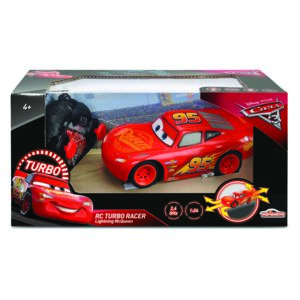 smoby disney cars 3 voiture rc flash mc queen 213084003 pas cher achat vente. Black Bedroom Furniture Sets. Home Design Ideas