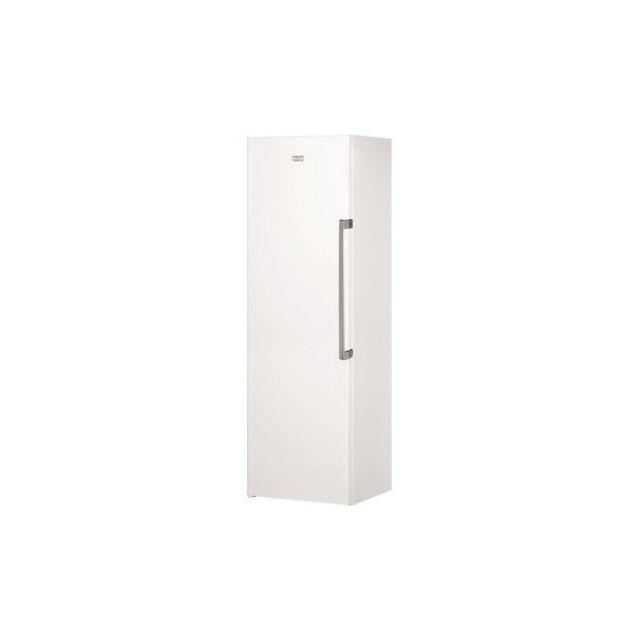 HOTPOINT Uh8f1fcw - Congelateur Vertical - 260l - No-frost - A+ - L59,5cm X H187,5cm - Blanc
