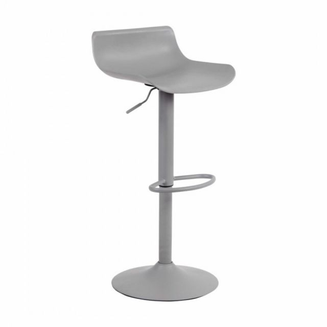 Tabouret de suspension Lot à 6 Lyna Bar Gris 54jqARL3