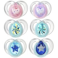 Tommee Tippee - Sucette nuit 0-6m