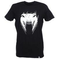 Venum - Tee shirt manches courtes Pixel black mc tee Noir 58625