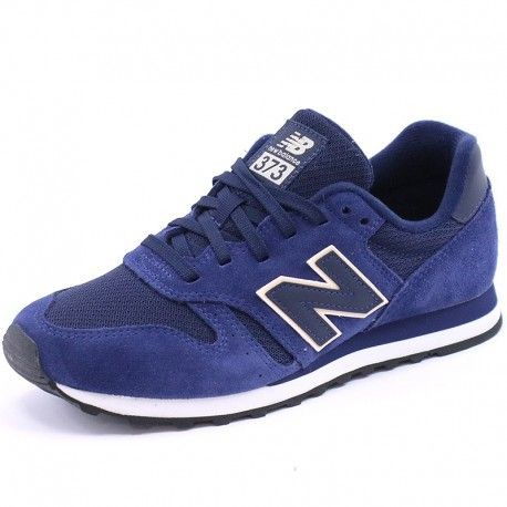new styles 8ca4e c51e0 Newbalance - Chaussures Wl373 Bleu Femme New Balance