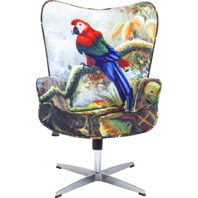 Karedesign Fauteuil de bureau Jungle Fever Kare Design