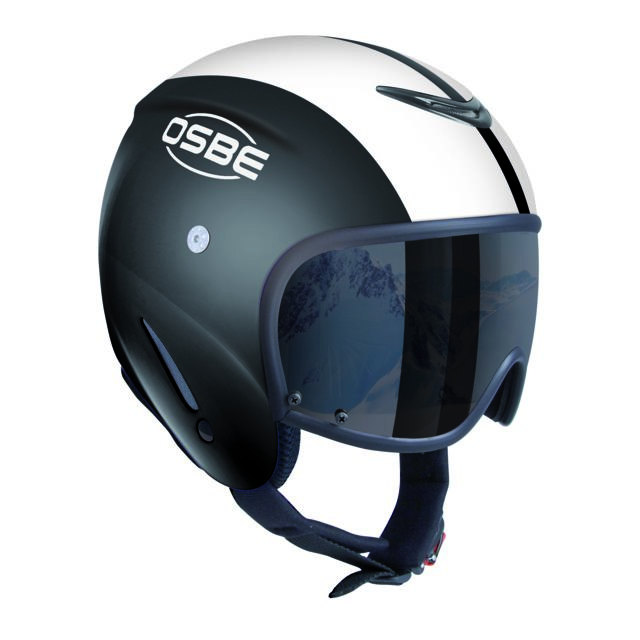 Osbe - Casque De Ski/snow Bellagio Cooper Noir 58
