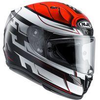casque moto intégral Fibre Rpha 11 Racing Skyrym Mc-1 Xs