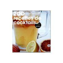 Marabout - Livre M 200 recettes de cocktails