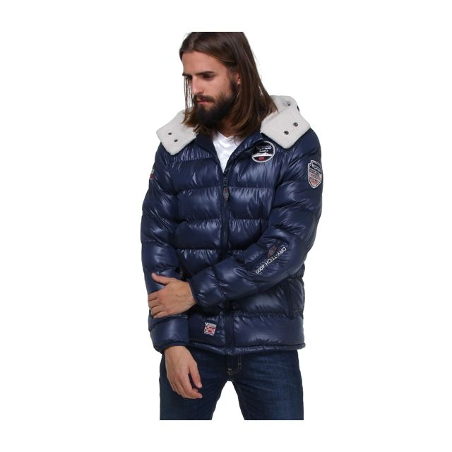 Géographical Marine Norway Challenger Blouson Geographical q6xHwnZx