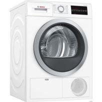 Bosch - Sèche-linge à condensation - WTG86409FF - Blanc